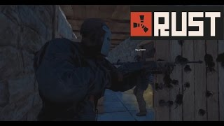 Rust: Raiding the Raiders (Raid-Cam)