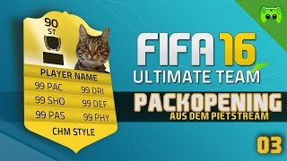 FIFA 16 # 03 - Ultimate Team Packopening Fortsetzung | FULL HD 60 FPS
