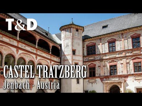 Castelli Del Tirolo: Castel Tratzberg (Austria) - Travel & Discover