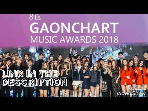 Link] 8th Gaon Chart Music Awards (GMA) 2019 (#BLACKPINK #IKON