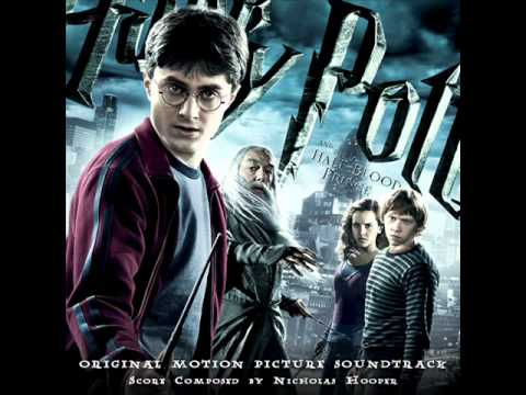 Harry Potter and the Half-Blood Prince Soundtrack - 08. Living Death