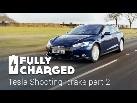 Tesla Shooting-brake part 2 | Fully Charged