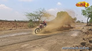 Nataraj retains his dominance @ MRF Rally of Nashik 2017