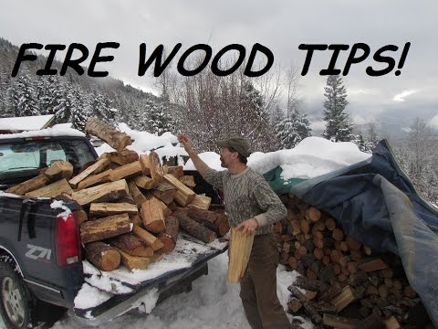 NO B.S FIREWOOD TIPS!
