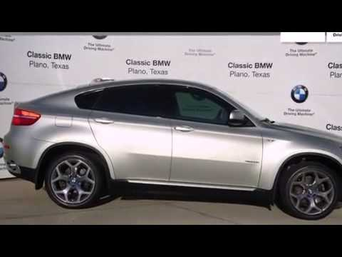 Pre Owned 2012 BMW X6 XDrive35i Lewisville TX