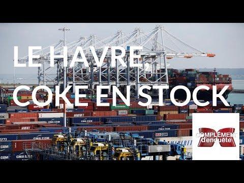 Complément d'enquête. Le Havre, coke en stock - 25 octobre 2