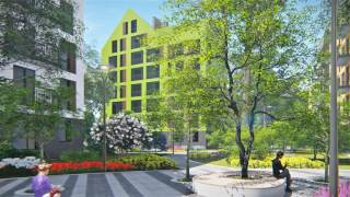 Видео презентация жилого комплекса