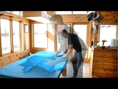 How to Build a Pool Table, Part 10 - Efforts in Frugality - Episode 7.1