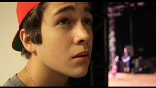 Austin dances samba in Brazil & Mahomie Q&A