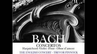 Bach - Harpsichord Concerto No.3 in D Major BWV 1054 - 3/3