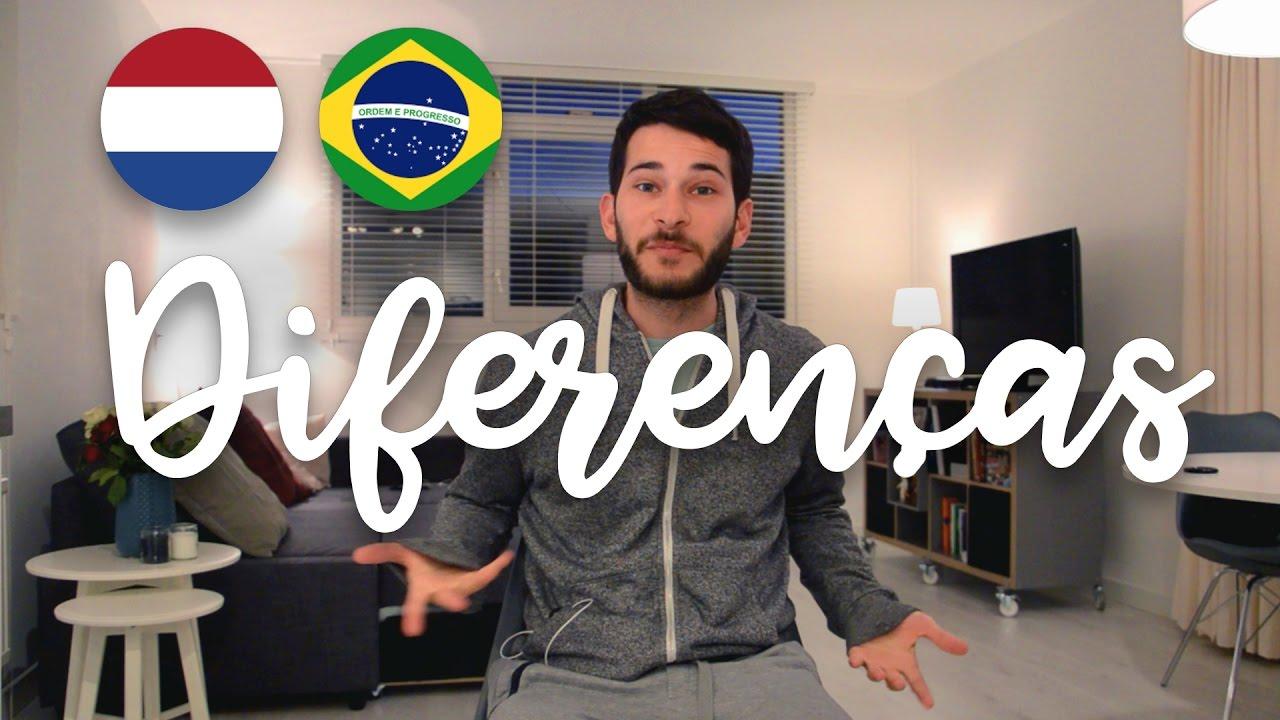 DIFERENÇAS BRASIL X HOLANDA #1 - Primeiras impressões | Diário Europeu