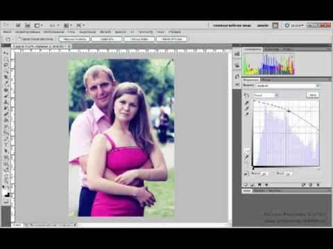 Уроки фотошопа - делаем фото ярче и интереснее