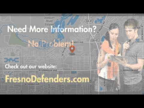 Criminal  DUI Charges In Fresno, California?