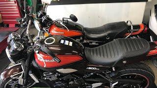 RIDER JO のモトブログ Z900RS 納車