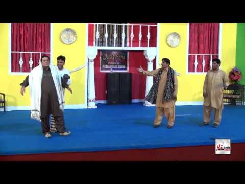 NO ENTRY (TRAILER) - 2016 BRAND NEW PAKISTANI COMEDY STAGE DRAMA