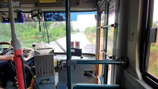 정읍 시내버스 215번 정읍터미널~응봉마을~평교 전구간…