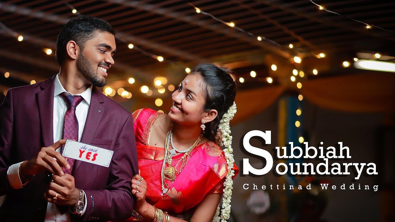 Subbiah Weds Soundarya I Traditional Chettinad Cinematic Wedding I Kanadukaathan I 7&11 Photography