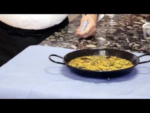 Paellas Gastraval – How to prepare a frozen Vegetable paella