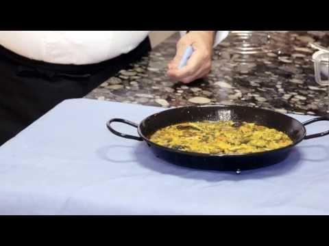 Paellas Gastraval – How to prepare a frozen Vegetable paella