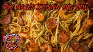 How To Cook Shrimp Pasta with Sausage | Cajun Pasta