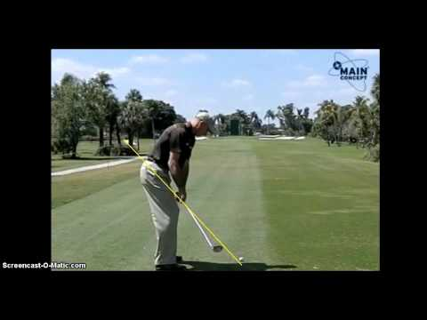 Golf Tip - Why The Takeaway In the Golf Swing Is Overrated