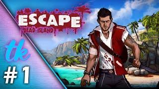 Escape Dead Island - Parte 1 - Español (1080p)