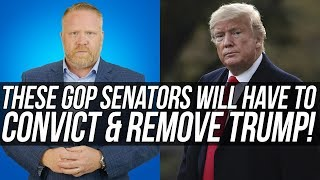 GOP Senators Will Be Forced to Remove Trump - Polling & Gov Races Show PEOPLE WANT TRUMP GONE!