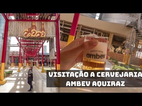 TOUR NA CERVEJARIA AMBEV AQUIRAZ