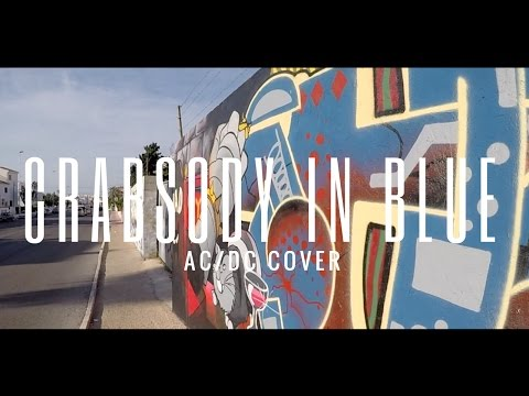 Crabsody in blue acoustic cover