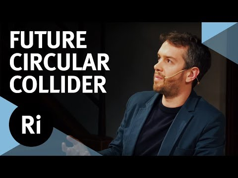 Upgrading the Particle Physics Toolkit: The Future Circular Collider - Harry Cliff, John Womersley Mp3