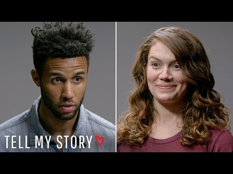Would She Still Date Him After He Says This....??  | Tell My Story, Blind Date #6