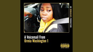 A Voicemail from Ormia Washington 1