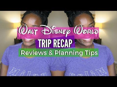 Disney World Trip Recap | Disney on a Budget | Reviews and planninng tips