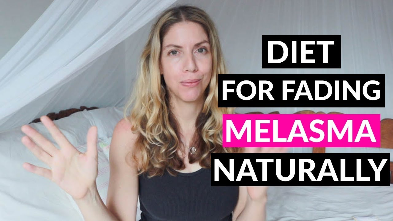 Diet For Melasma (What To Eat To Fade Hyperpigmentation Naturally)