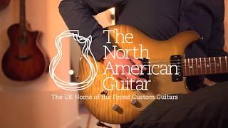 Deimel Guitarworks Doublestar RawTone Custom Electric Guitar, Played By Stuart Ryan (Part Two)