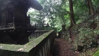 川内町の「白瀧神社」へ参拝。