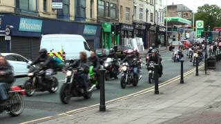 Bikers in Darlington pay tribute to the legendary Jungle (1).