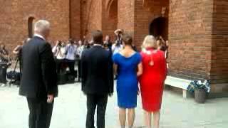 Funny  Kronprinsessan Victoria &Daniel