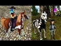 Magic Spells - Star Stable Halloween Horses Game Let's Play with Honey Hearts Video