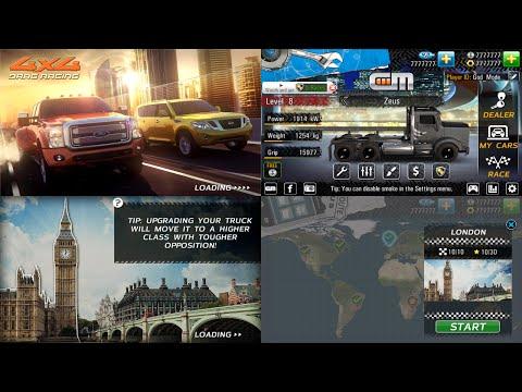 Drag Racing 4x4 | Career 4 | London | Stage 5 [Walkthrough]