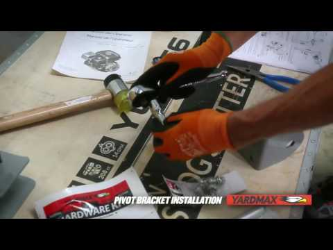 How to Assemble Your YARDMAX Full Beam Gas Log Splitter