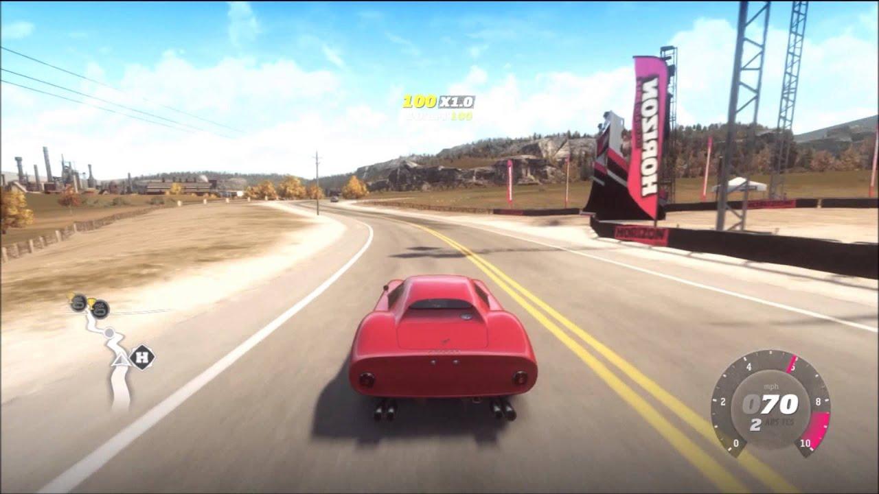 Forza Horizon Ferrari 250 Gto Rarest Car In The Game Youtube