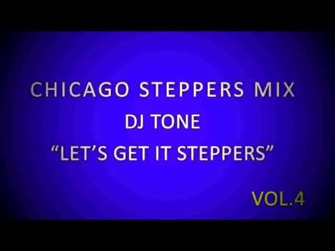 Chicago Steppers Mix Vol 4