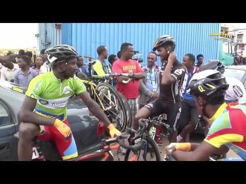 Tur de  Eritrean Cycling Tur De Ruwanda 2017 - YouTube