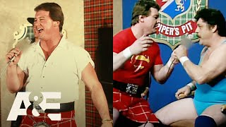 "WWE Biography: ""Rowdy"" Roddy Piper - Best of Piper's Pit 