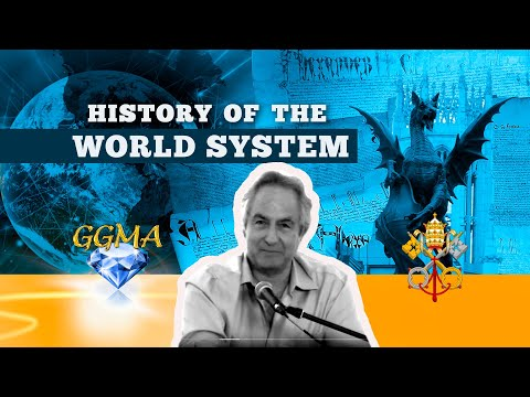 Ken Cousens: The History of the World System, Pando Populus Conference 2015