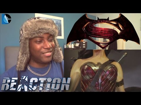 Batman v Superman: Dawn of Justice Costume Designer Reveals Hidden Details - REACTION!