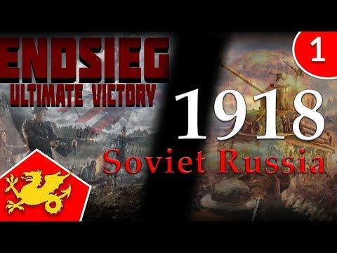 HOI4 Endsieg Mod 1918 Soviet Russia [1]