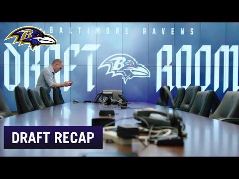 Full Behind-The-Scenes 2019 Draft Recap | Baltimore Ravens