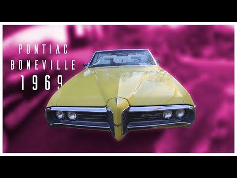 PROGRAMA Nº 481 - Conheça o lindo Pontiac Bonneville 1969!